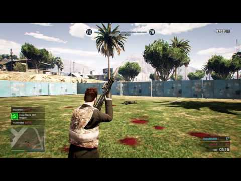 how to change free aim in gta 5 online