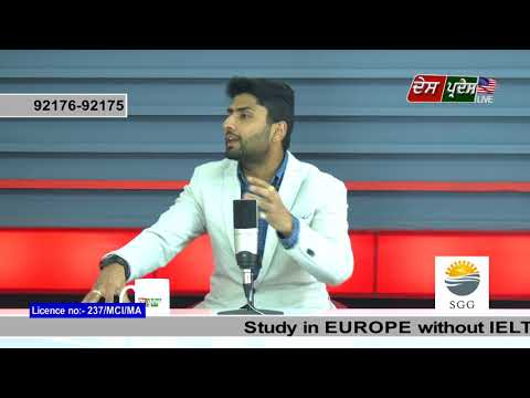 Des Pardes Live With Sunrise Global Consultants 18 February 2018