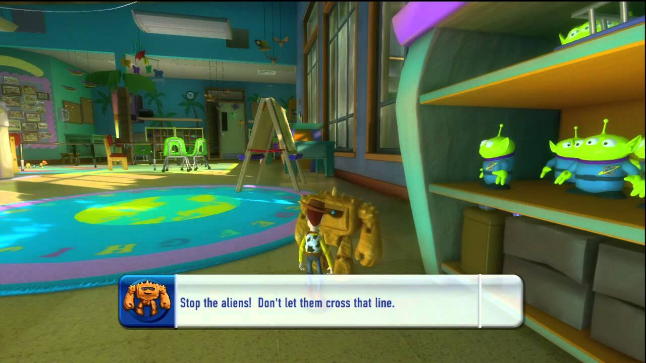 Toy Story Day Care : Toy story sunnyside day care fair play youtube