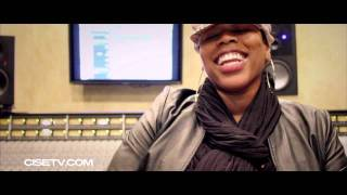 NICCI GILBERT - TALKS ABOUT BEING IN BROWNSTONE & CREATING R&B DIVAS