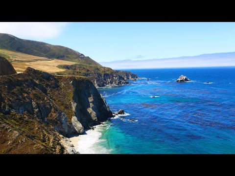 Where to Stop Pacific Coast Highway | Big Sur