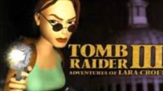 Tomb Raider 3 Sound Effects ( FX ) ~ Meteorite Cavern