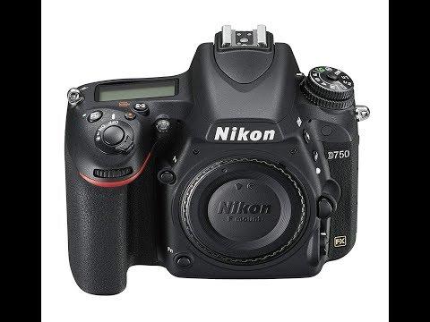 Nikon D750 DSLR Camera Review
