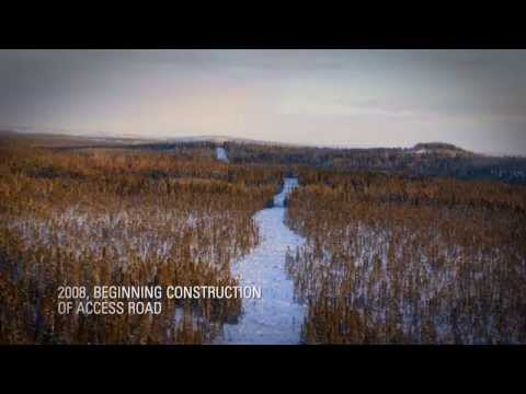 The Éléonore Project- Building a World Class Mine