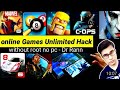 How to Hack online Games on android without root 8ballpool hack,war robot gold hack, mobile legend,