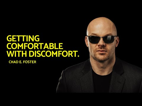 Thumbnail of video titled: GETTING COMFORTABLE WITH DISCOMFORT
