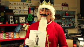 Mr. Sneed as The Nutcracker