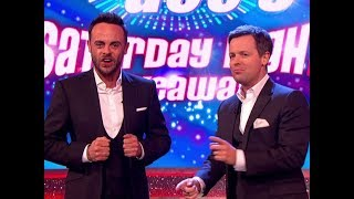 Ant and Dec's Saturday Night Takeaway Orlando fix row explained
