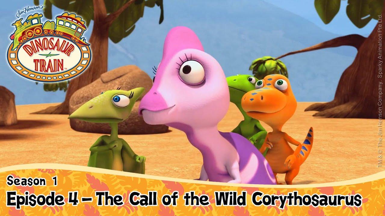 dinosaur train season 1 episode 4 call of the wild