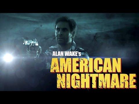 Alan Wake's American Nightmare Movie Cutscenes
