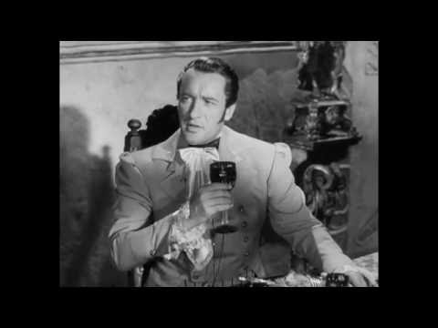 Random Movie Pick - A SCANDAL IN PARIS (1946) - Trailer YouTube Trailer
