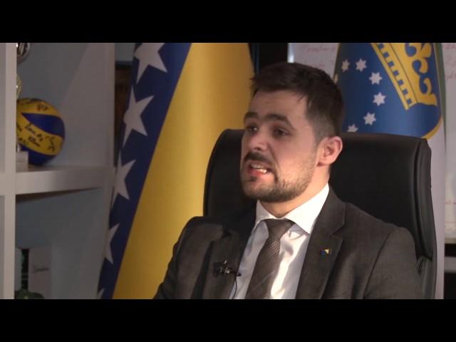Intervju nacelnik Opcine Kakanj Aldin Sljivo