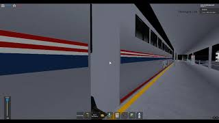 ROBLOX Amtrak Capital Limited bei NJ