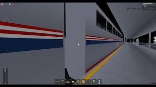 ROBLOX Amtrak Capital Limited at NJ