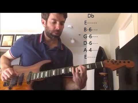 Demi Lovato - Sober (Guitar Chord Lesson with Tabs) - YouTube