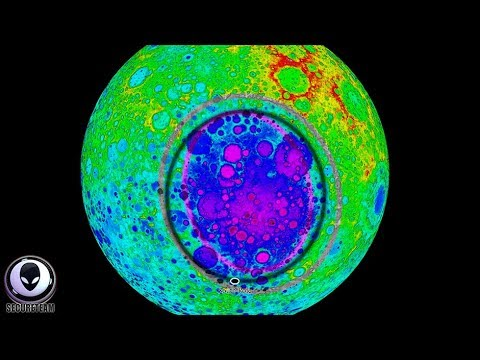 "There's a GIANT ""Anomaly"" Buried Under The Moon"