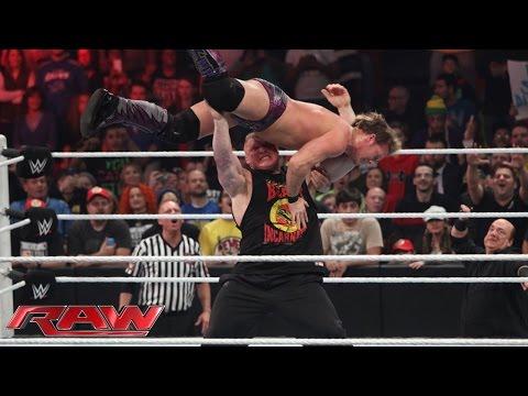 Chris Jericho vs. Paul Heyman - WWE App Vote Match: Raw, December 15, 2014