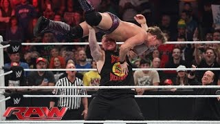 Chris Jericho vs. Paul Heyman - WWE App Vote Match: Raw, December 15, 2014
