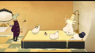 MUMINI RIVJĒRĀ / Moomins On The Riviera - Trailer (Dublēta Latviešu Valodā)