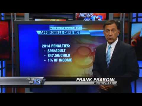 Changes to Affordable Care Act