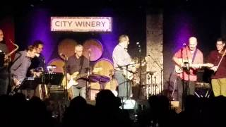 David Bromberg - The Jokes on Me - @ City Winery NYC. 11/15/14.