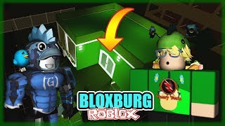 ROBLOX | GREEN DINO HANDOVER FOR ASSISTANT | Welcome to Bloxburg