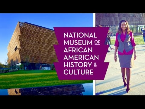 A LOOK INSIDE NATIONAL MUSEUM OF AFRICAN AMERICAN HISTORY & CULTURE | DC TRAVEL GUIDE