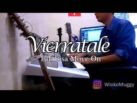 Vierratale - Tak Bisa Move On Piano Cover By @WiokoMugi