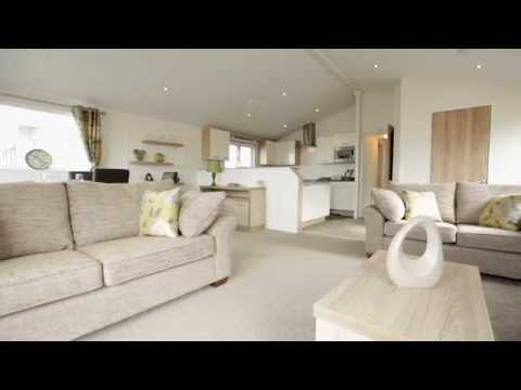 Willerby Clearwater - 2014 luxury lodge at South Lakeland Parks