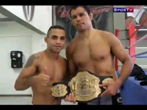 Superação: Promessa do MMA luta para retornar ao ringue após grave acidente