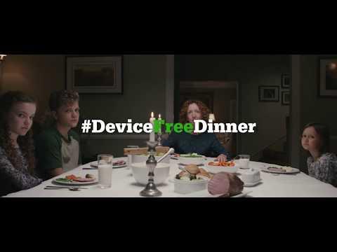 #DeviceFreeDinner - Like