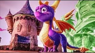SPYRO THE DRAGON - TRILOGY Remake Gameplay Demo NEW 2018 (PS4)