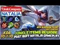 Jungle Item Rework, Post Buff Natalia Gameplay [ Natalia Limit Company ] Limit.Company Natalia