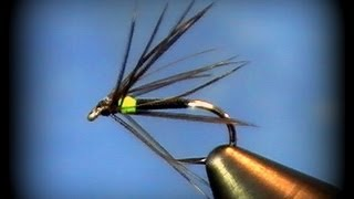 Fly Tying: Hot Spot Spider (soft hackle)