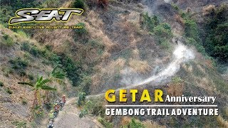 Gembong Trail Adventure Anniversary Pati, 19 Agustus 2018
