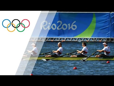 Rio Replay: Men's Quadruple Sculls Final