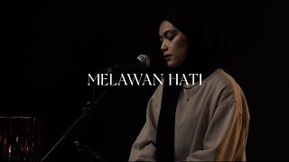 Melawan Hati - Fiersa Besari feat. Prinsa Mandagie (Cover by Mitty Zasia)