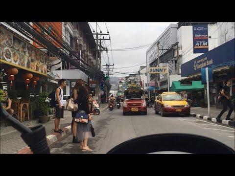 Motorbike Island Ride - Ko Samui Thailand