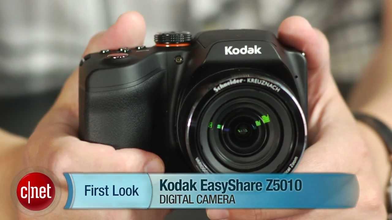 Kodak EasyShare Z5010 - First Look