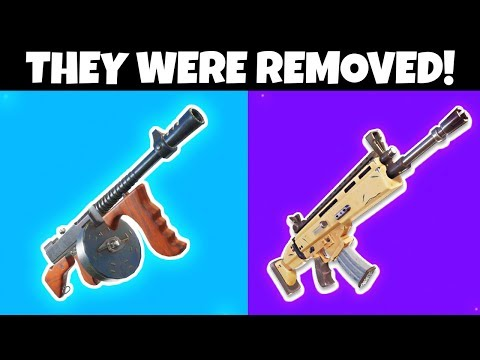 8 Things That Just Got Removed From Fortnite: Battle Royale