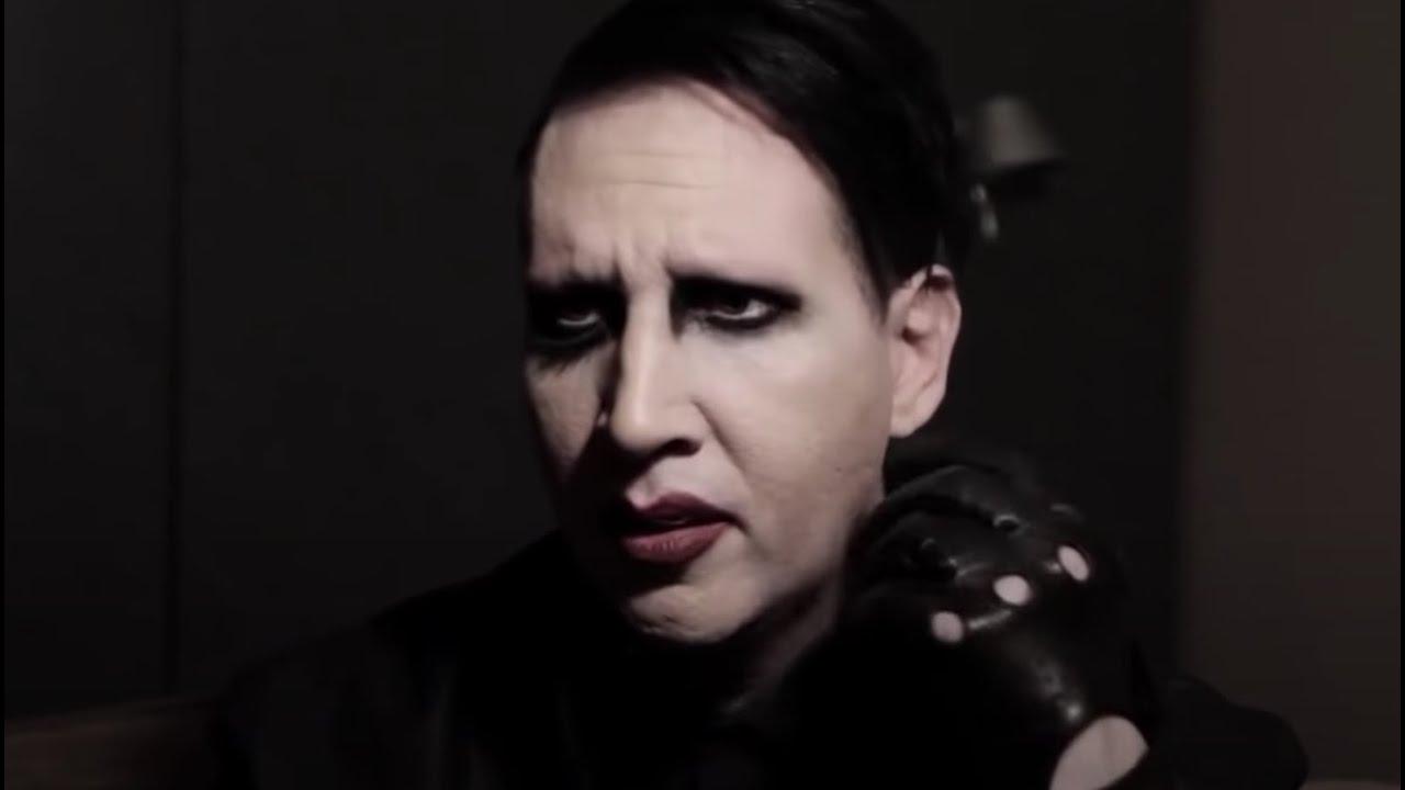 Marilyn Manson Calls Evan Rachel Wood Claims 'Horrible Distortions Of Reality'