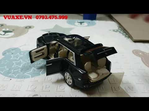 Siêu xe Rolls Royce Cullinan 40 tỷ giờ chỉ có 359k