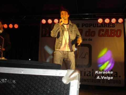 A.Veiga Karaoke - Sº João do Cabo - Sandim