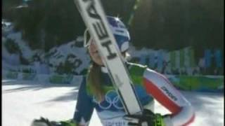 Lindsey Vonn takes the Gold at Vancouver!