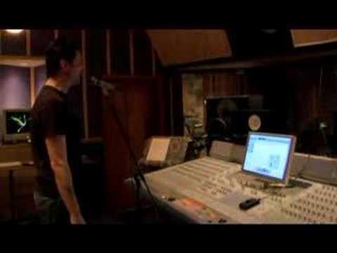 depeche mode  in the studio