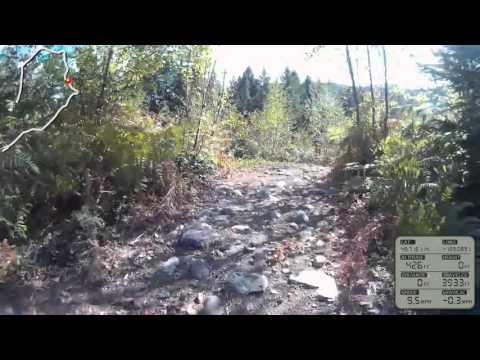 Squamish Mamquam River FSR trail loop