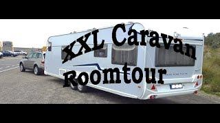 TEC LMC Travel King 710 TK 9,25 Meter Wohnwagen Caravan XL