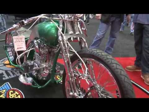 Interview with Carl Pusser of Walkin Tall Cycles (Video Interview)