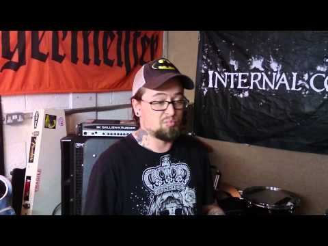 INTERNAL CONFLICT - Metal 2 The Masses 2013