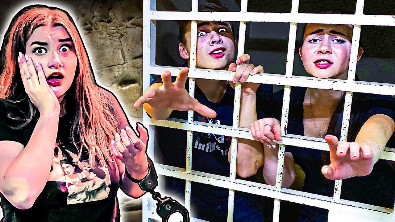 Побег Из Тюрьмы Челлендж *2 часть*